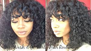 wash and go hairstyles hairstyles for 3b curly hair awesome wash go curly hair routine