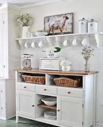 Shabby Chic Kitchen Furniture Charming Shabby Chic Kitchens That Youll Never Want To Leave 2