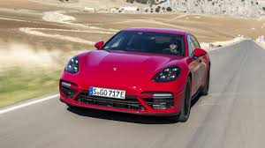 porsche panamera turbo red porsche panamera turbo s e hybrid sport turismo review top gear