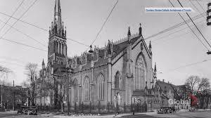 thanksgiving weekend canada canada 150 toronto u0027s st michael u0027s cathedral basilica watch