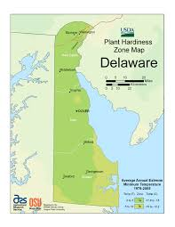 Growing Zone Map When Can I Plant In Smyrna De
