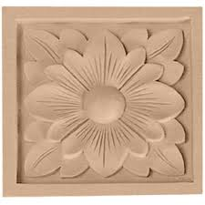 carving designs flowers