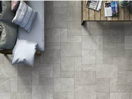 Modular Flooring Tiles Porcelain Stoneware Outdoor Floor Tiles With Stone Effect Historic