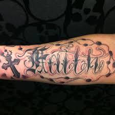 100 faith love hope tattoos designs faith cross tattoo