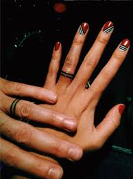 rings finger images Engagement tattoos are the new diamond rings alternative png