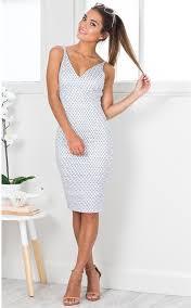 tight dress hold on tight dress in navy print showpo