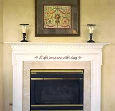 Mantel Fireplace Decorating Ideas - fireplace decorations elegant collections of christmas fireplace