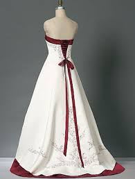 two color wedding dress two colored wedding dresses formal wedding dresses color