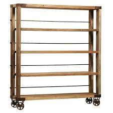 Industrial Metal Bookshelf Gorgeous Industrial Book Shelf 124 Industrial Bookshelf Civic Wood
