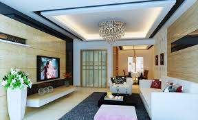 tv wall decoration in the living room design options designs
