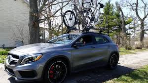 Porsche Boxster Bike Rack - carrying bicycles page 2 mercedes gla forum