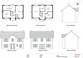 Free Home Plan Draw Floor Plans Fascinating How To Draw House Plans Hand Plans