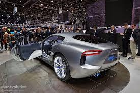 maserati alfieri convertible maserati alfieri concept coupe u0027s design explained autoevolution