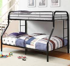 metal twin full bunk bed with mattresses only 399 call a mattress