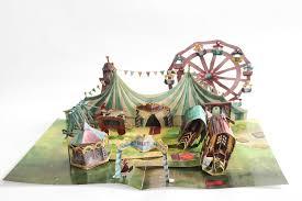 circus zingaro a pop up book finished faltmanufaktur tina kraus
