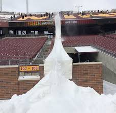 shovelers needed to clear tcf bank stadium before saturday gopher