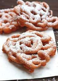 funnel cake fries receita