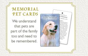 memorial prayer cards home page personalized with a photo of