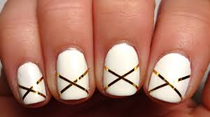 lacquered lawyer nail art blog gilded lattice