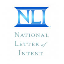 College National Letter Of Intent All High School Student Athletes Sign College Athletic