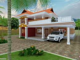 simple villa house designs enchanting small budget villa