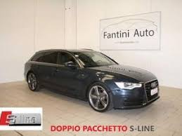 audi a6 kijiji audi a6 avant diesel automatic italy used search for your used