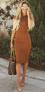 best 25 brown bodycon dresses ideas on pinterest brown dress