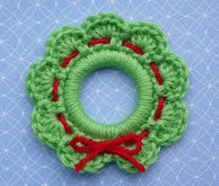 crochet ornaments 27 free patterns crochet wreath