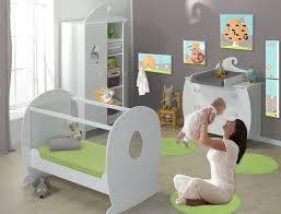 décoration chambre bébé garçon deco chambre bebe lutin visuel enfant déco