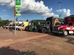 Amado Festival de Food Truck em Cuiabá tem caminhão da Guerra do Vietnã  #SP13
