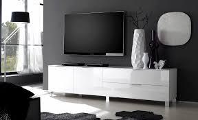 meuble chambre blanc laqué meuble chambre design avec armoire chambre blanche et meuble tv