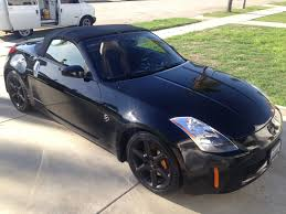 nissan 370z convertible for sale 2005 nissan 350z roadster convertible for sale youtube