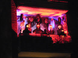 Halloween Patio Decorating Ideas Halloween Balcony Halloween Parties Balconies And Halloween Ideas