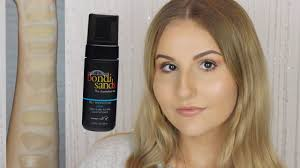 best foundations for fake tanned skin swatches comparison youtube