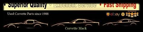 ebay corvette parts items in corvette mack store on ebay