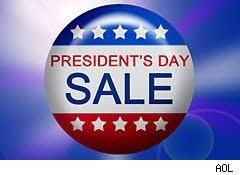 s day sales presidents day sales where the best deals can be found aol finance