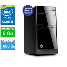 ordinateur de bureau intel i5 ordinateur de bureau hp intel i7 28 images hp envy 810 470 nf