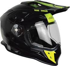 black motocross helmet just1 j34 shape black yellow motorcycle motocross helmets