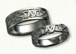 nj wedding bands 113 best monogram personalized wedding bands images on