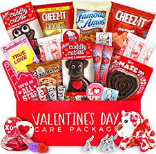 gift baskets for college students s day care package snack bundle
