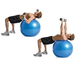 Dumbbell Bench Press Form 6 Awesome Chest Exercises Men U0027s Health