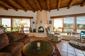 authentic southwestern adobe home santa fe real estate