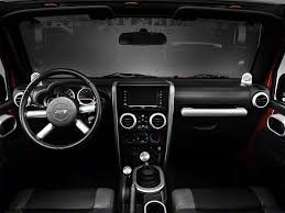 4 Door Jeep Interior Rugged Ridge Wrangler Brushed Silver Interior Trim Accent Kit