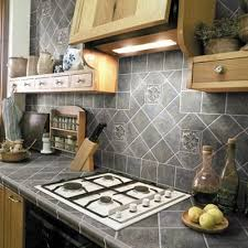 Tile For Kitchen Countertops Picture Of Ceramic Tile Kitchen Countertops Designs Roselawnlutheran