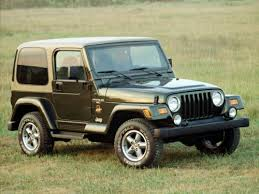 picture of a jeep wrangler 1999 jeep wrangler overview cars com