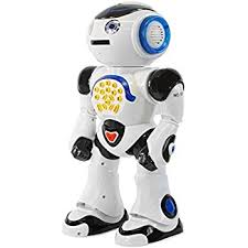amazon kidsthrill dancing robot musical colorful