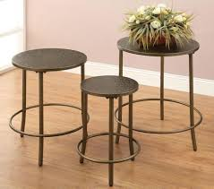 Small Metal Accent Table Table Small Round Accentble Furniture Mirrored With Legs And