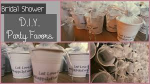 wedding shower party favors diy bridal shower baby shower party favors let grow