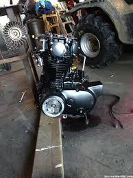 denis u0027s 81 backyard beauty xs650 chopper
