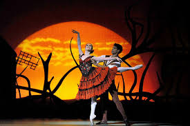 don quixote royal ballet royal opera house dance review